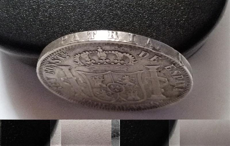 50 centavos de peso. 1880. Alfonso XII. Manila Img_2451
