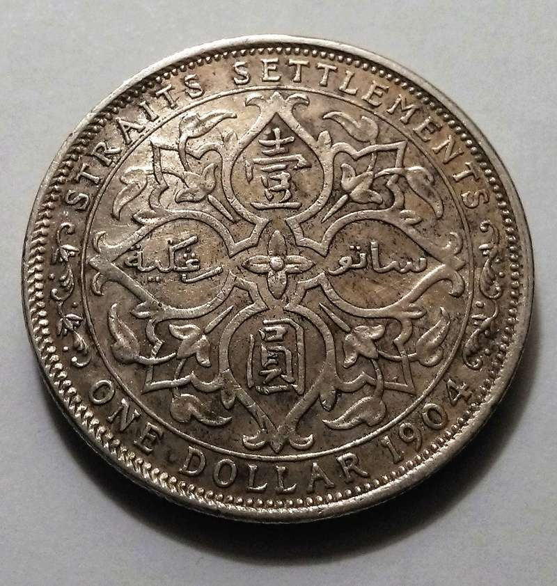 Dólar de Eduardo VII, 1904 - Colonias del Estrecho (Straits Settlements) Img_2456