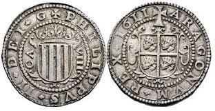 1 maravedí de Felipe V, Zaragoza 1719 Zarago11