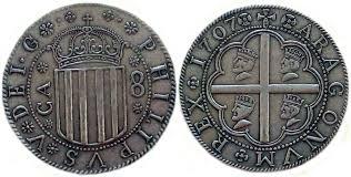 1 maravedí de Felipe V, Zaragoza 1719 Zarago12
