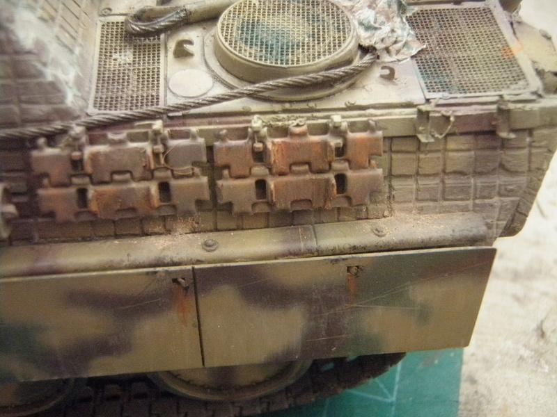 JAGDPANTHER sdkfz173 italeri 1/35 - Σελίδα 2 P3050035