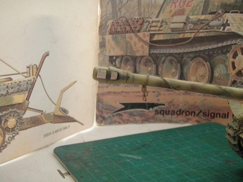 JAGDPANTHER sdkfz173 italeri 1/35 - Σελίδα 2 P3050036