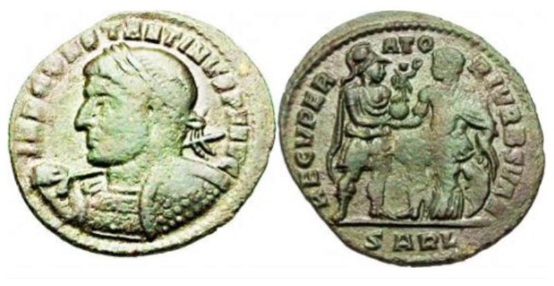 Un follis inédit de Constantin Ier, revers avec Victoire et empereur Fig_810