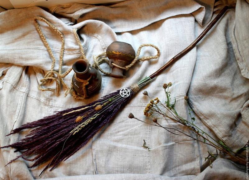 Метла- волшебный атрибут. Традиции, обряды, суеверия Metla-10