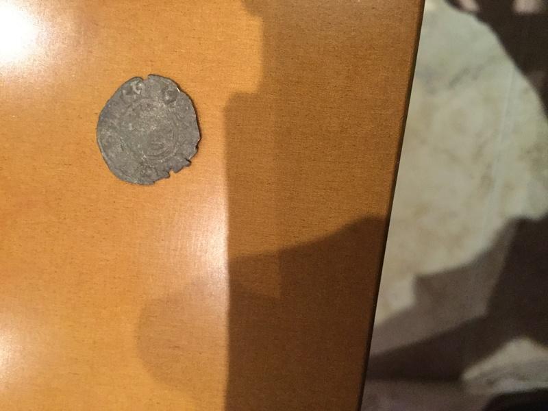 Dinero pepión atribuido a los reinados de Alfonso VIII a Alfonso X Img_0326