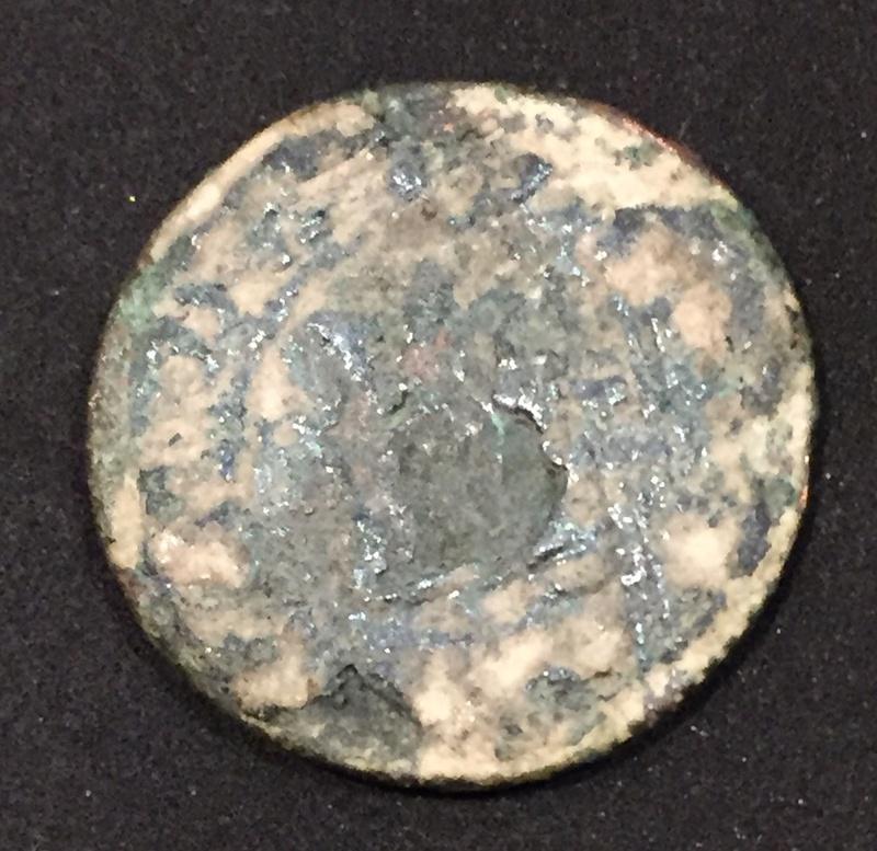 Pequeña moneda de Felipe III Img_1214