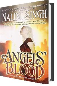 Serie Cazadores del Gremio - Nalini Singh Angel_10