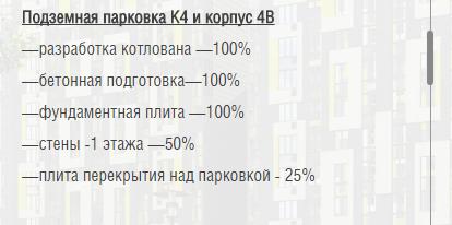 """Бюллетень строительства по ЖК """"Летний сад"""" Lq6vz211"""