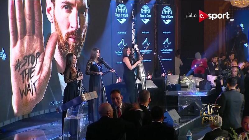 لاعب كرة القدم العالمي(ليونيل ميسي) في مصر أمس 21 / 2 / 2017 The international soccer player ( leonel messi ) in egypt Oaa_2010