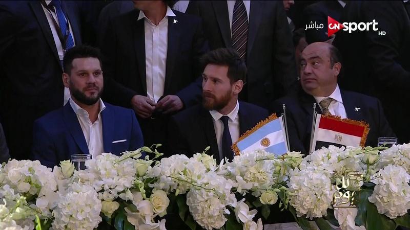 لاعب كرة القدم العالمي(ليونيل ميسي) في مصر أمس 21 / 2 / 2017 The international soccer player ( leonel messi ) in egypt Oaa_710