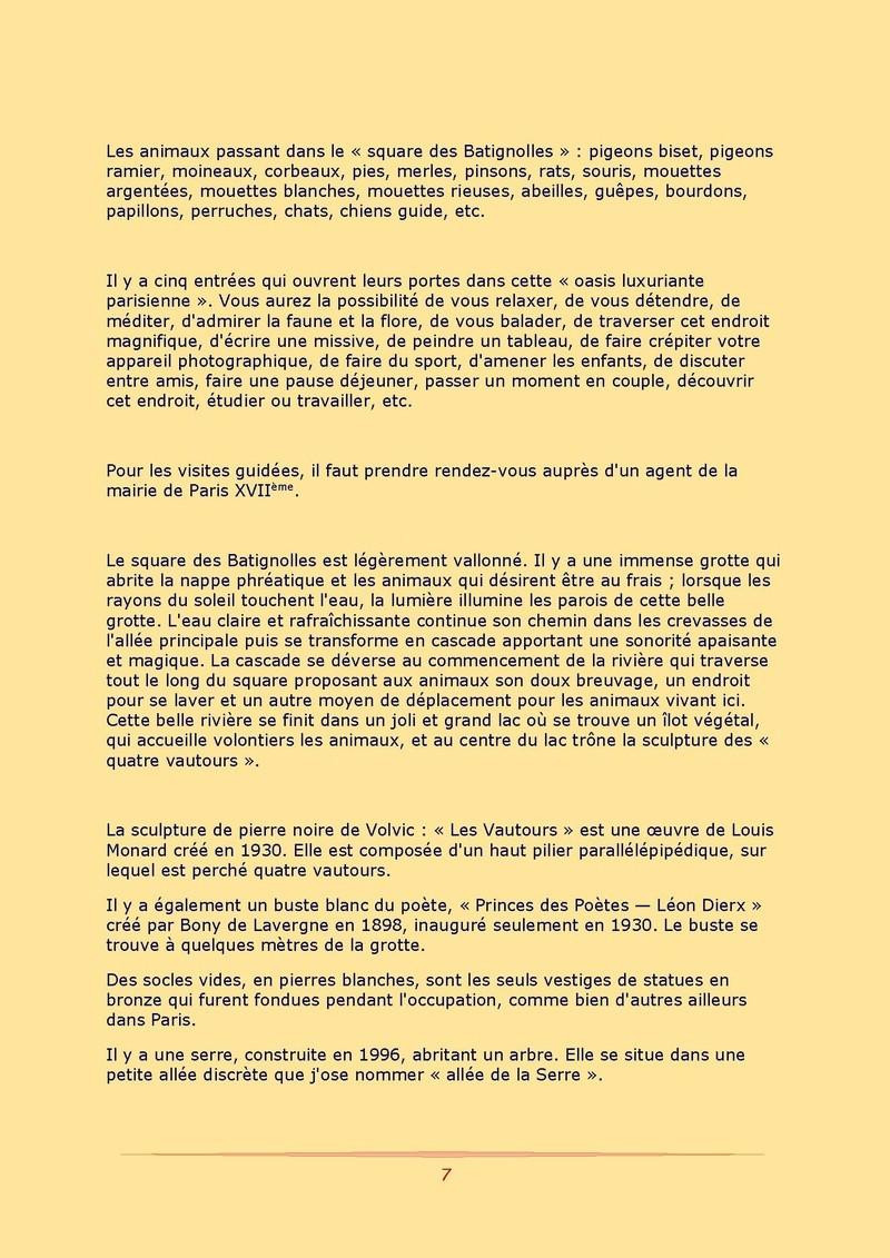 La Gazette des Batignolles n°1 Gazett16