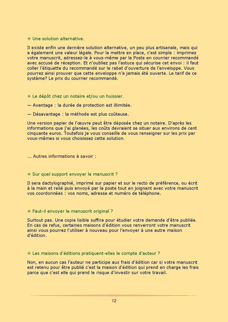La Gazette des Batignolles n°1 Gazett21