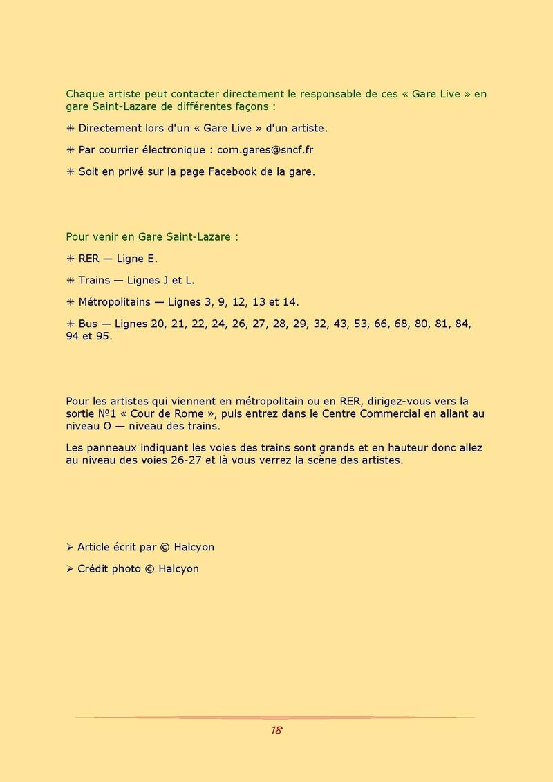La Gazette des Batignolles n°1 Gazett26