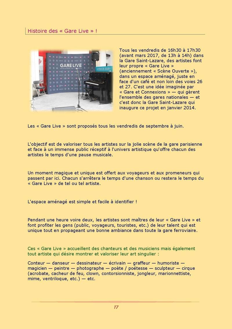 La Gazette des Batignolles n°1 Gazett27