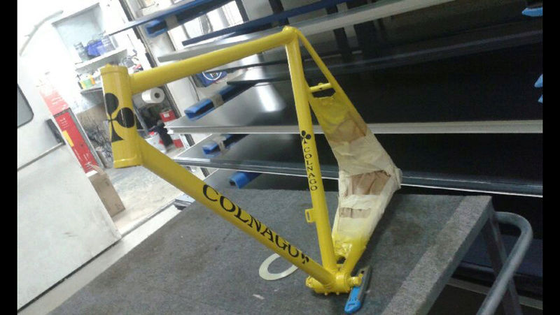 Indentification Colnago Colnag16