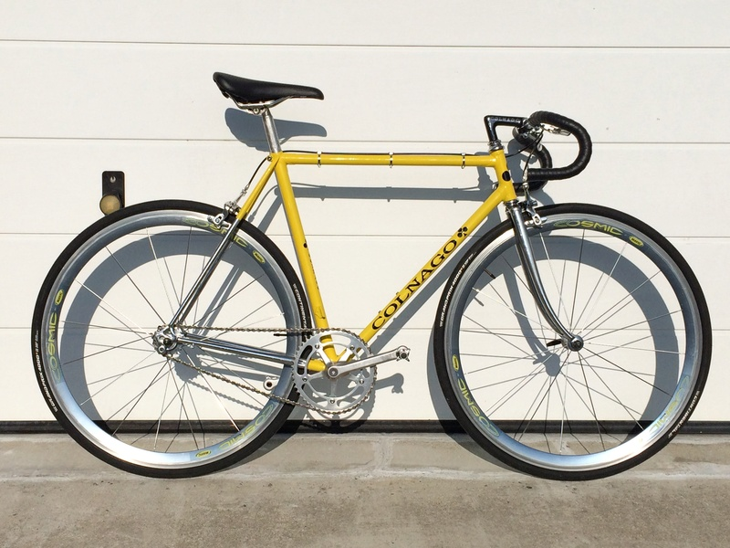 Indentification Colnago Colnag20