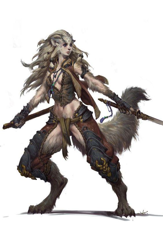 Valiant, Alvaih Onämdottir (W.I.P.) Wolf10