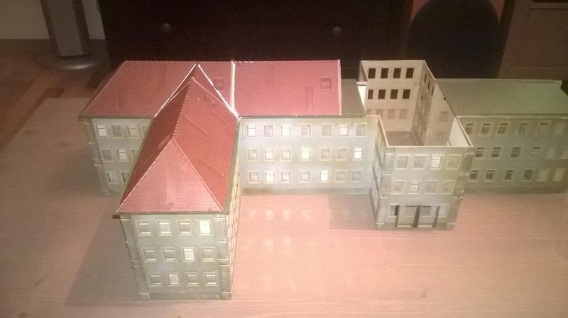 Eine NVA Kaserne Kasern11