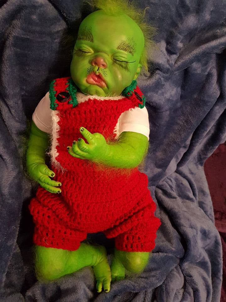 Baby Grinch all finished Grinch26