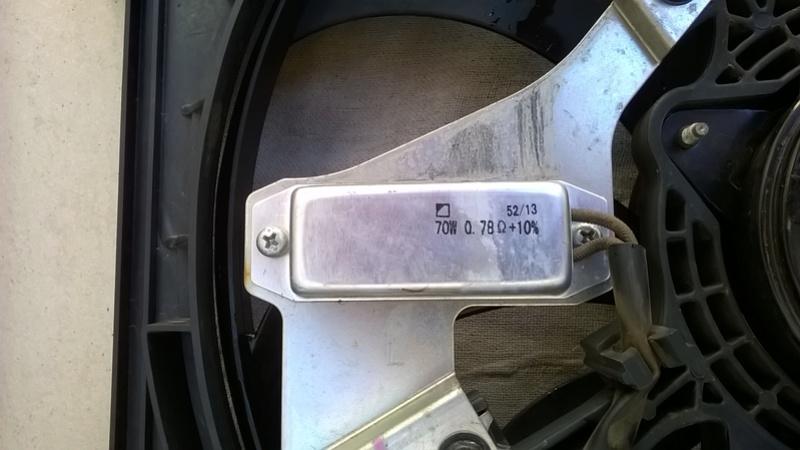Eletro-ventilador (ventoinha, radiador) Novo Sentra B17 - Falta de Recall  Wp_20145