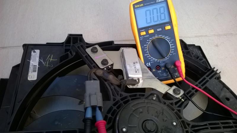Eletro-ventilador (ventoinha, radiador) Novo Sentra B17 - Falta de Recall  Wp_20146