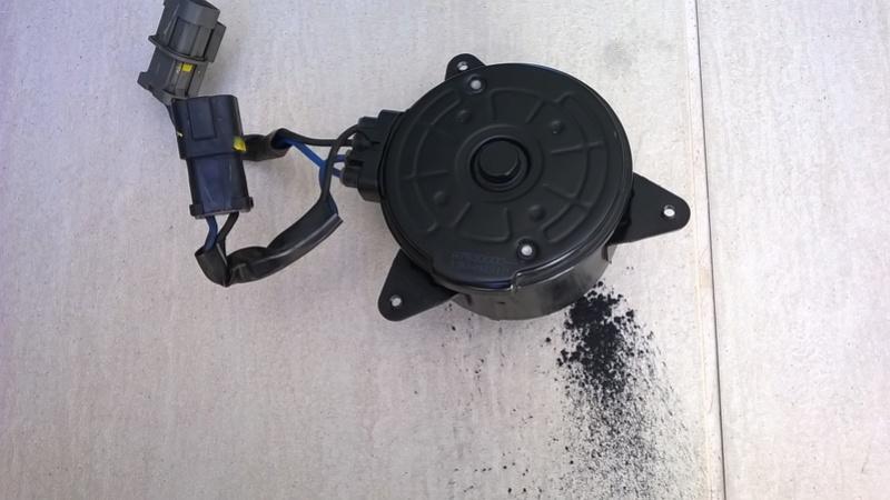 Eletro-ventilador (ventoinha, radiador) Novo Sentra B17 - Falta de Recall  Wp_20150