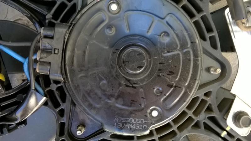 Eletro-ventilador (ventoinha, radiador) Novo Sentra B17 - Falta de Recall  Wp_20151