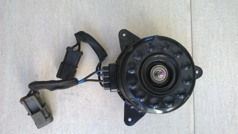 Eletro-ventilador (ventoinha, radiador) Novo Sentra B17 - Falta de Recall  Wp_20152