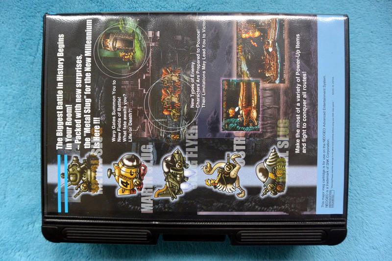 Metal Slug 3 original ou convert ? Votre avis est demandé Img_5030