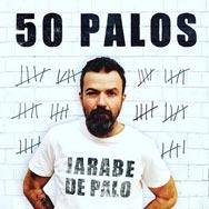 NUEVO ÁLBUM DE JARABE DE PALO. Portad11