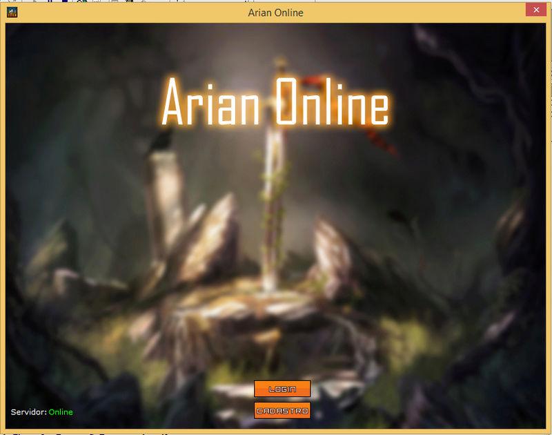 [VENDA] Arian Online! 0110