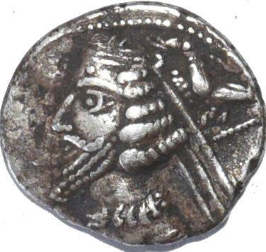 Dracma de Fraates IV Sha de Partia. 38-2 a.C. 25710