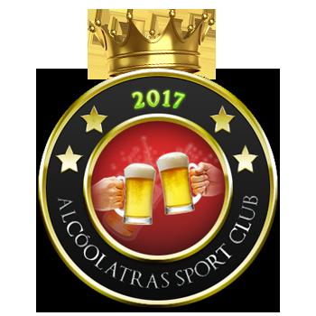 (ESC) Alcoolatras Sport Club (Entregue - Marcos) Alcool10