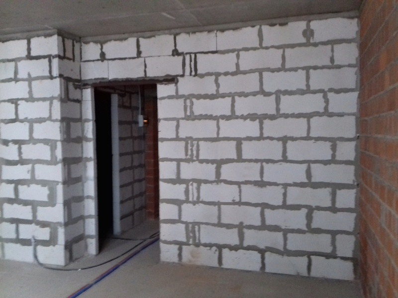 Завершение основных работ на малоэтажке (корпуса 6-8) - Страница 4 20170415
