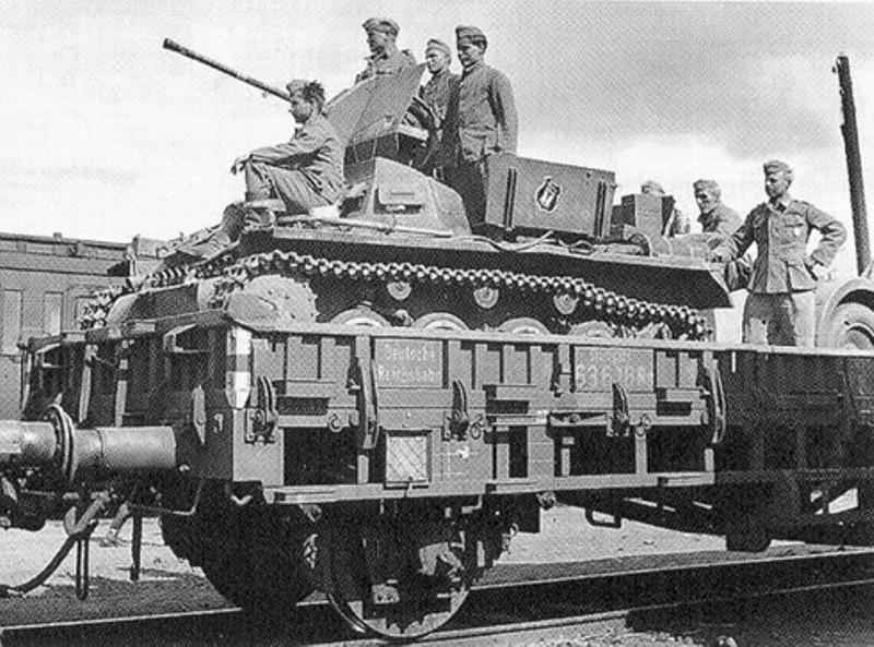 German Sd. Kfz. 101 Flakpanzer I A w/. Ammo Trailer - Страница 3 Flakpa10