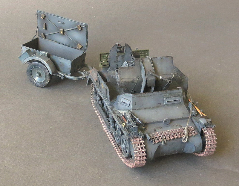 German Sd. Kfz. 101 Flakpanzer I A w/. Ammo Trailer - Страница 3 Img_2212
