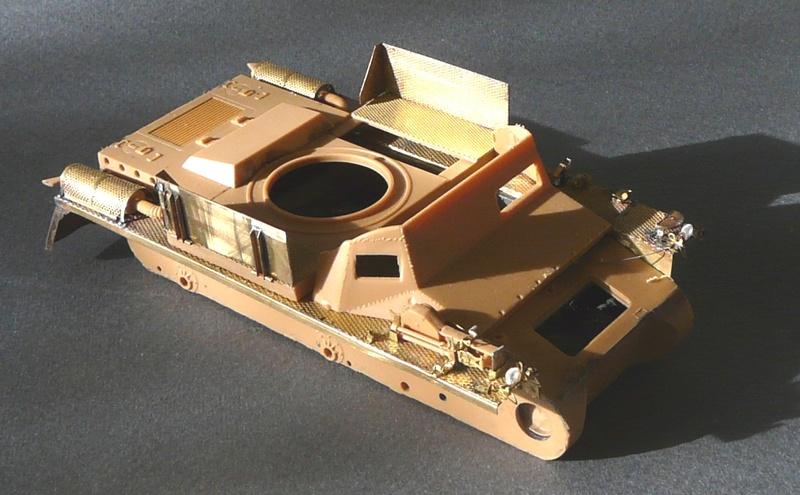 German Sd. Kfz. 101 Flakpanzer I A w/. Ammo Trailer - Страница 2 P1070514