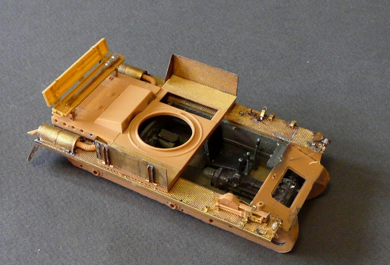 German Sd. Kfz. 101 Flakpanzer I A w/. Ammo Trailer - Страница 2 P1070517