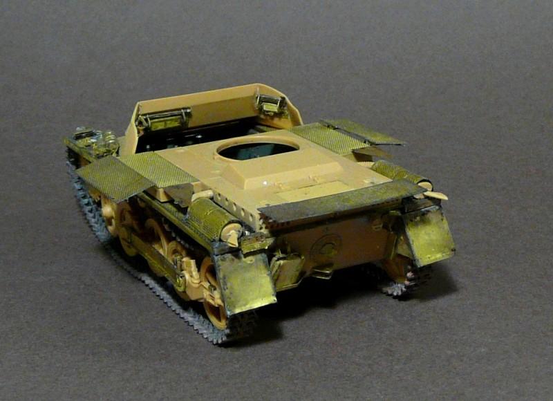 German Sd. Kfz. 101 Flakpanzer I A w/. Ammo Trailer - Страница 2 P1070620