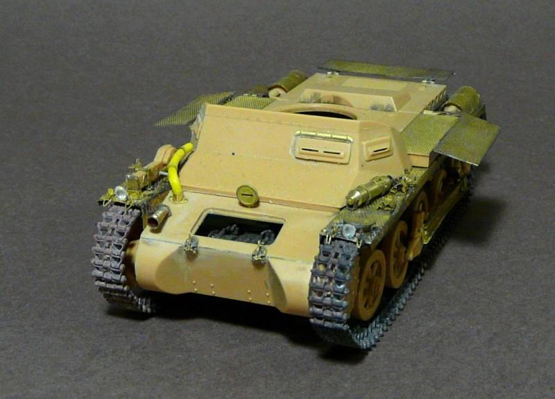 German Sd. Kfz. 101 Flakpanzer I A w/. Ammo Trailer - Страница 2 P1070621