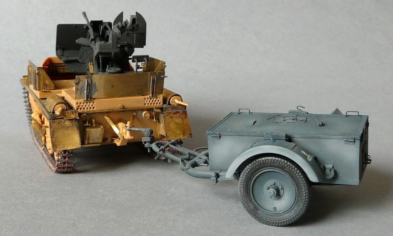 German Sd. Kfz. 101 Flakpanzer I A w/. Ammo Trailer - Страница 2 P1070623