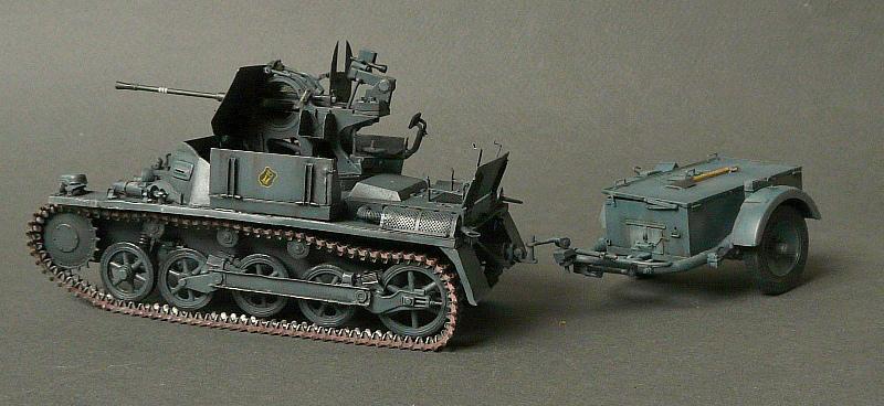 German Sd. Kfz. 101 Flakpanzer I A w/. Ammo Trailer - Страница 3 P1070718
