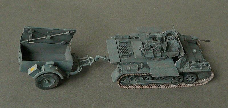 German Sd. Kfz. 101 Flakpanzer I A w/. Ammo Trailer - Страница 3 P1070719