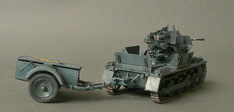 German Sd. Kfz. 101 Flakpanzer I A w/. Ammo Trailer - Страница 3 P1070720