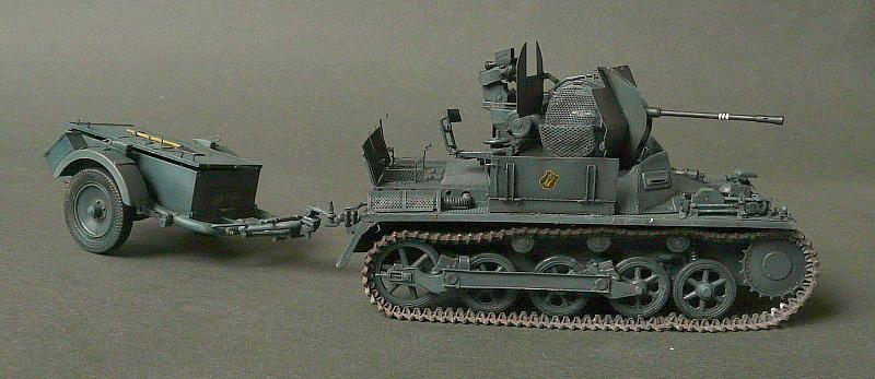 German Sd. Kfz. 101 Flakpanzer I A w/. Ammo Trailer - Страница 3 P1070721