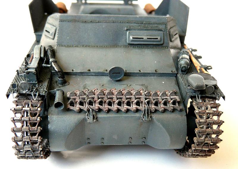German Sd. Kfz. 101 Flakpanzer I A w/. Ammo Trailer - Страница 3 P1070816