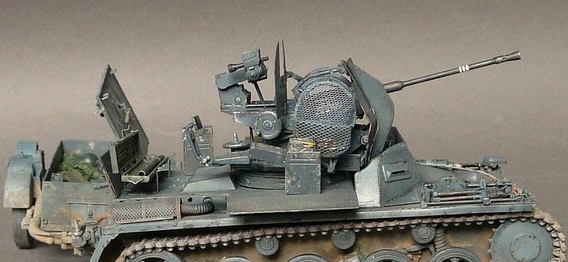 German Sd. Kfz. 101 Flakpanzer I A w/. Ammo Trailer - Страница 3 P1070927