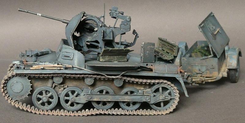 German Sd. Kfz. 101 Flakpanzer I A w/. Ammo Trailer - Страница 3 P1070930