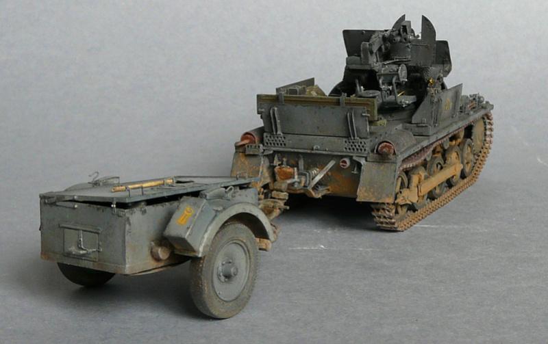 German Sd. Kfz. 101 Flakpanzer I A w/. Ammo Trailer - Страница 3 P1070936
