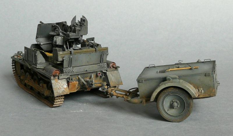 German Sd. Kfz. 101 Flakpanzer I A w/. Ammo Trailer - Страница 3 P1070937